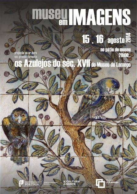 """Museu de Lamego divulga """"Em Imagens"""" azulejos do séc. XVII"""
