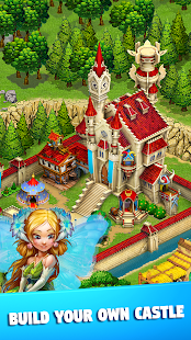 Fairy Kingdom: World of Magic Screenshot
