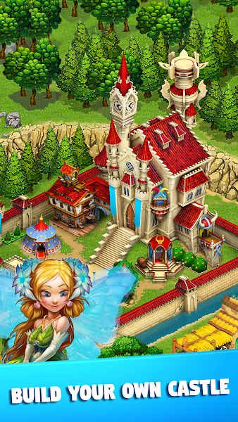Fairy Kingdom: World of Magic v2.1.9 [Mod]