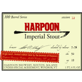 Harpoon 100 Barrel Series Imperial Stout