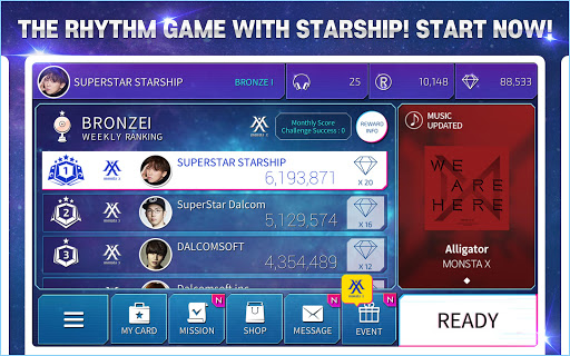 SuperStar STARSHIP modavailable screenshots 14