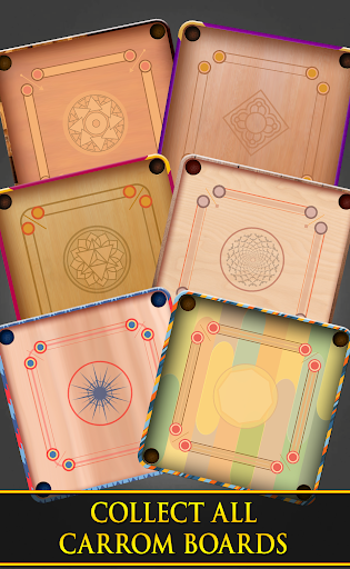 Carrom Royal - Multiplayer Carrom Board Pool Game screenshots 16