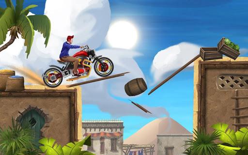 Rush To Crush - Xtreme Bike Stunt Racing PVP Games apkpoly screenshots 6