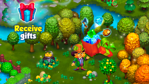 Wonder Valley: Enchanted Farm with Fairy tales android2mod screenshots 15