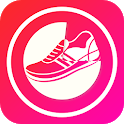 Easy Pedometer, Calorie Counter, Step Counter icon