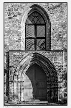 Photo: Hohenmocker - Dorfkirche. Die Kirche in Mokere wurde erstmals 1239 in einer Urkunde erwähnt.