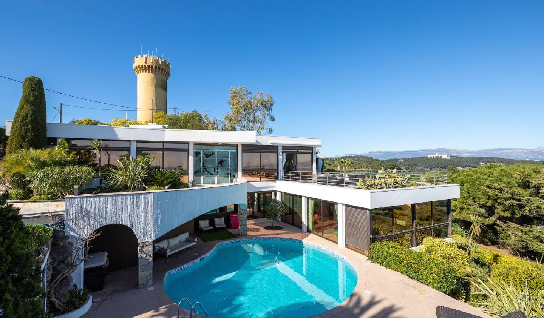 Maison avec piscine Vallauris