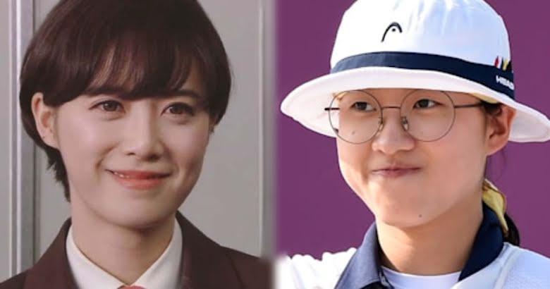 Actrița Goo Hye Sun critică mișcările anti-feministe care o defăimează pe sportiva An San datorită frizurii sale