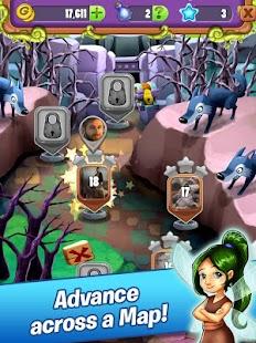 ?Hidden Mahjong: Wolves - náhled