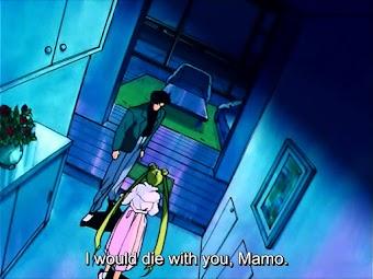 Shared Feelings: Usagi and Mamoru in Love Once Again