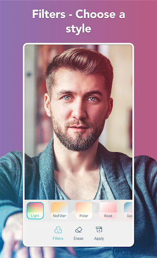 Facetune2 - Selfie Editor, Beauty & Makeover App 2.3.7-free Screenshots 4