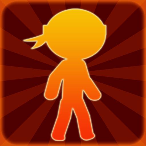 Red Fire Stickman Run (game)