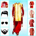 Men Sherwani Dress Designs Photo Maker 2019 icon