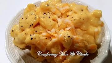 ~  Comforting Mac & Cheese ~ Slow Cooker