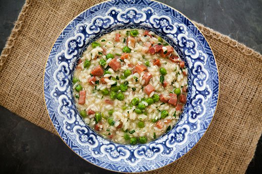 Risi e Bisi, Italian Rice and Peas Recept | Yummly