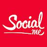 Social Me - Stars, influencers & followers app icon