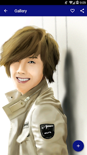 Kim Hyun Joong Wallpaper HD - náhled