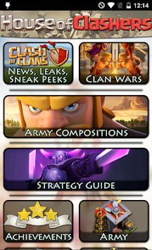 Guide for Clash of Clans CoC