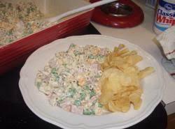 Tuna Macaroni Salad A Family Favorite