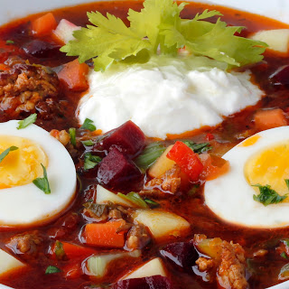 Winter Soup Ground Beef Recipes