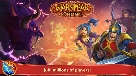Warspear Online MMORPG 5.0.5 screenshot 53956