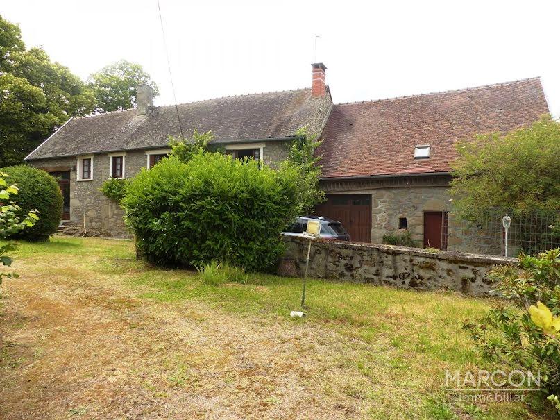 Vente maison 5 pièces 123 m² à Aubusson (23200), 172 800 €