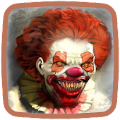 Killer Clown Live Wallpaper