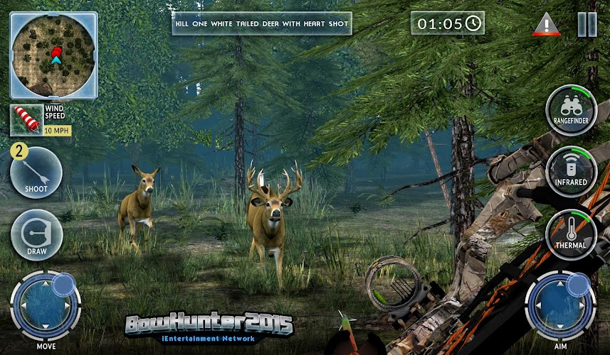 Bow Hunter 2015 - screenshot