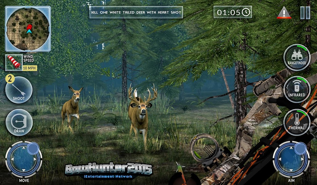 Bow Hunter 2015 Mod Apk