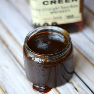 Bourbon and Brown Sugar Barbecue Sauce.