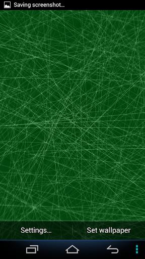 Crazy Lines Live Wallpaper