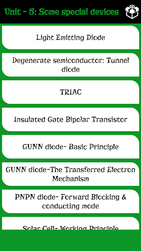 Basics Of Electronic Devices