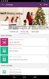 RetailMeNot Coupons, Discounts Screenshot 22