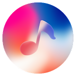 Phone X Music - Red player 1.5