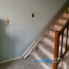 Photo: Wireless Call Send Remote | Stairlift
