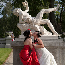 Wedding photographer Kestutis Zabotkus (Akimirka). Photo of 01.09.2013
