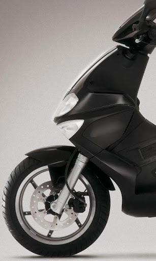 ジレラのオートバイと壁紙