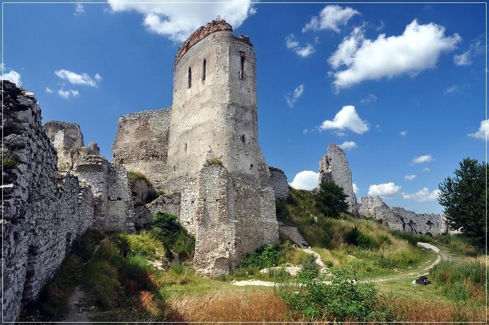 Castelo de Čachtice, o castelo da condessa sanguinária