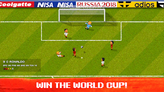 World Soccer Challenge 2020 MOD for Android 1