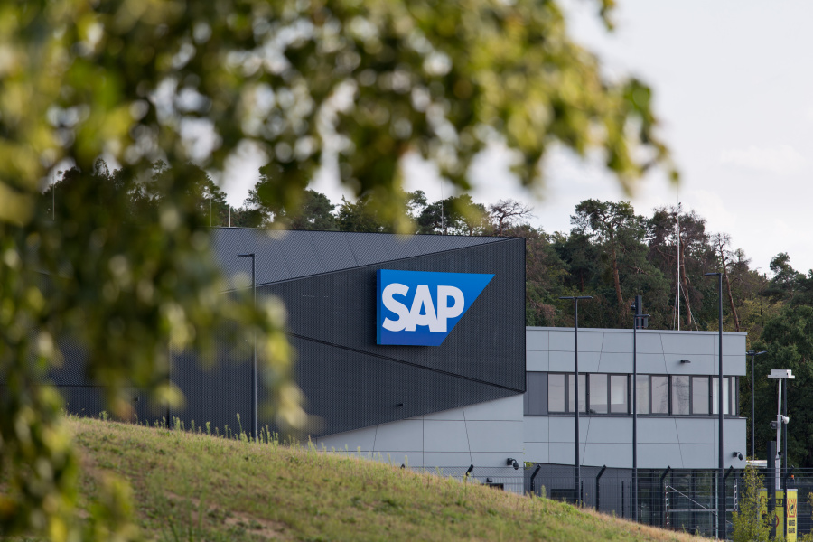 SAP data center, Germany