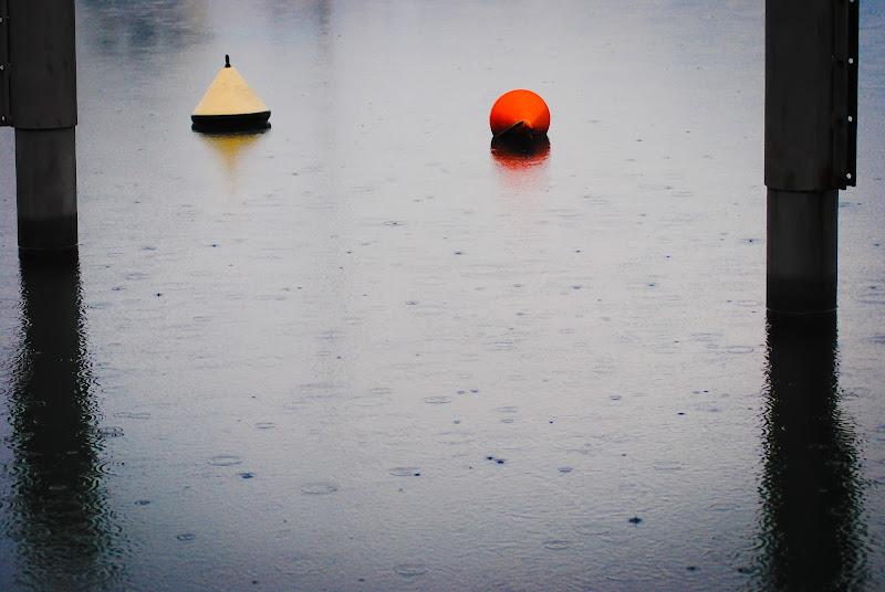 gocce sull'acqua di tieros