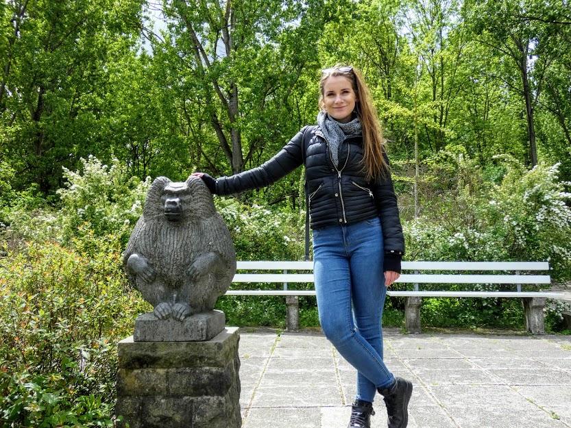 Dwie piękne małpki