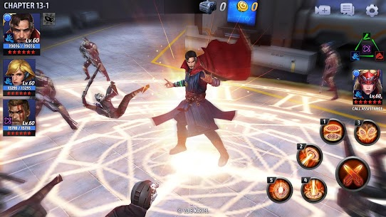 MARVEL Future Fight 5