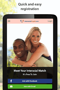 InterracialCupid - Interracial Dating App- screenshot thumbnail