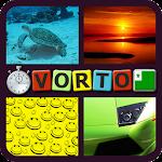 4 Bildoj 1 Vorto: Esperanto Icon