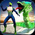 Snake Hero Vs Super Villains 🐍