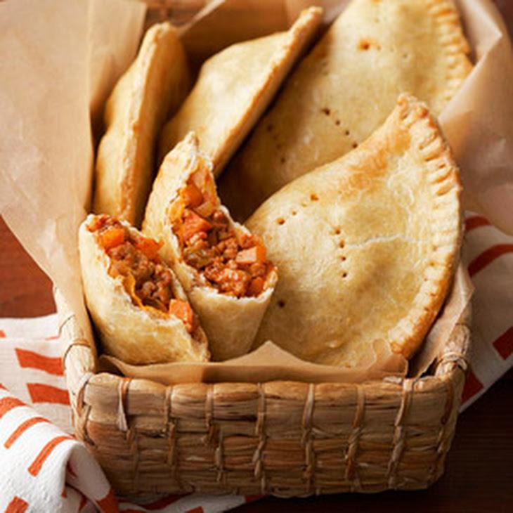 Pork and Sweet Potato Empanadas
