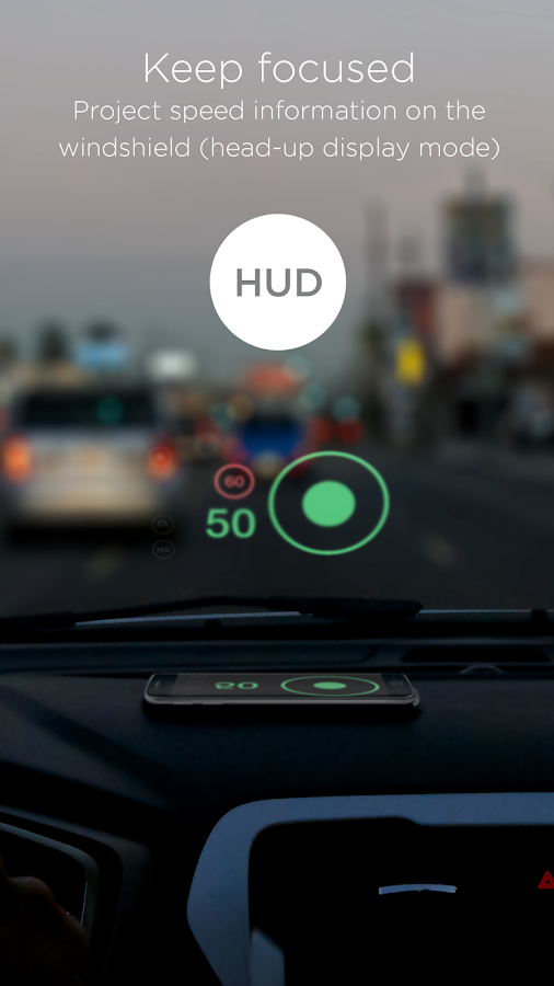 Speedometer by HUDWAY- screenshot
