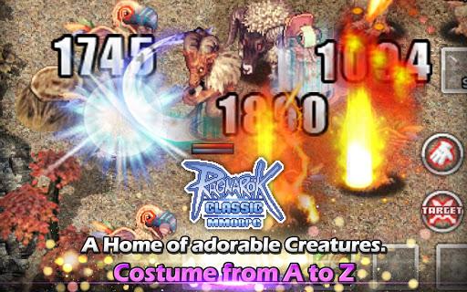 Ragnarok Classic MMORPG 5.8.0 screenshots 20