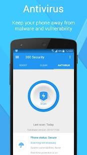 360 Security - Antivirus FREE - screenshot thumbnail